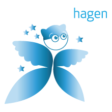 Drømmehagen barnehage logo